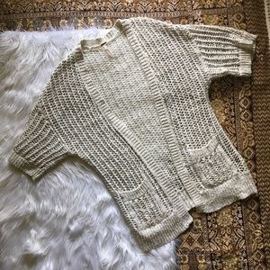 Free People | Open Knit Cardigan